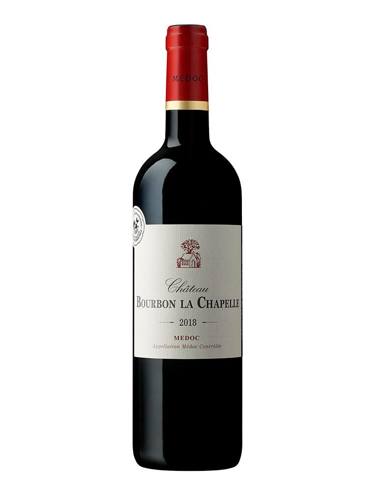 BOURBON LA CHAPELLE 2018 Château Castera